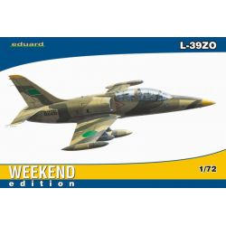 L-39ZO Albatros - Escala 1:72
