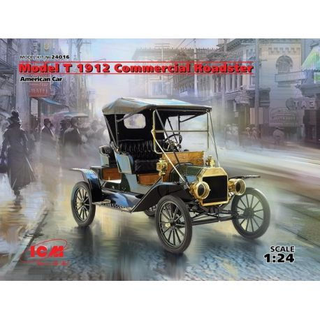 Model T 1912 Commercial Roadster