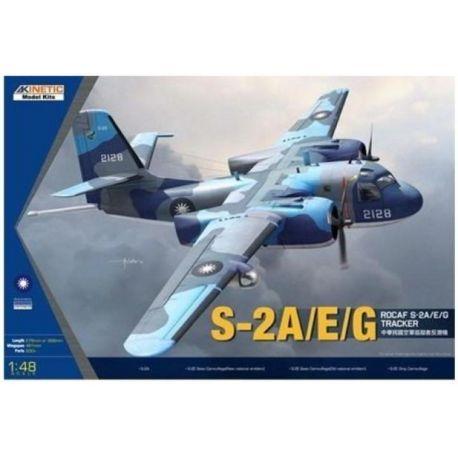 Grumman ROCAF S-2A/E/G Tracker