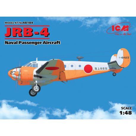 JRB-4 - Naval Passenger Aircraft