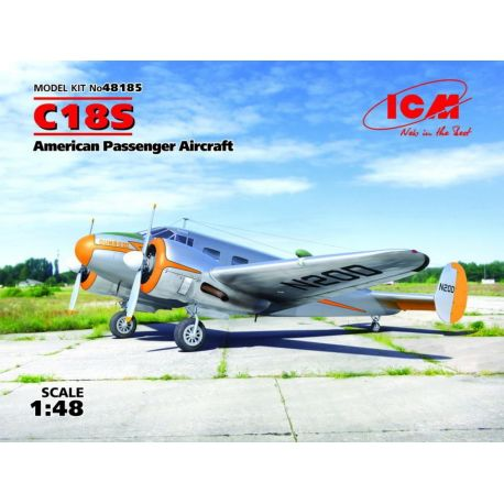 C18S - American Passenger Aircraft