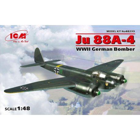 Ju88 A-4 - WWII German Bomber