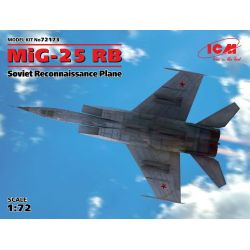 MiG-25 RB - Soviet Reconnaissance Plane