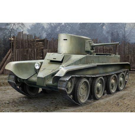 Tanque Soviético BT-2(early)