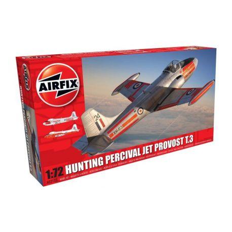 Hunting Percival Jet Provost T.3