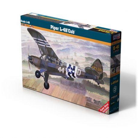 Piper L-4H CUB 1:48