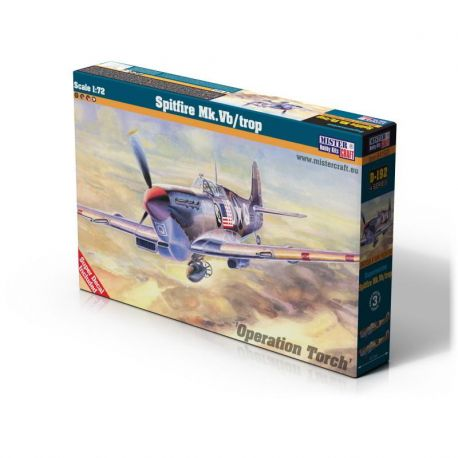 Spitfire Mk. Vb/ trop