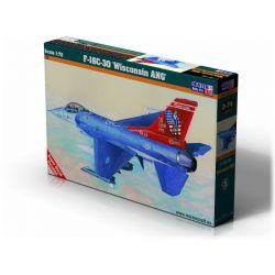 F-16C-30 Wisconsin ANG 1:72