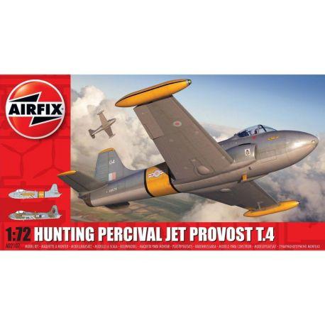 Hunting Percival Jet Provost T.4