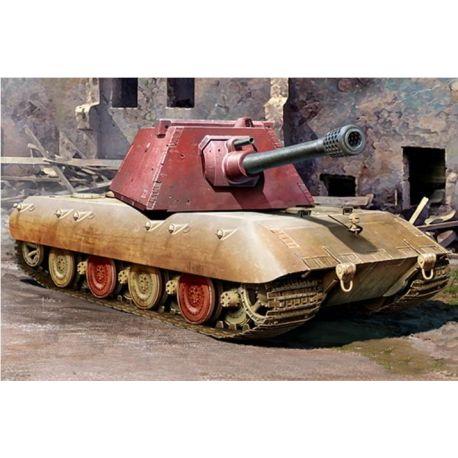 Tanque Pesado E-100 con Torreta Krupp