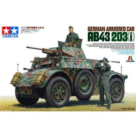 German Armored Car AB43 203(i)