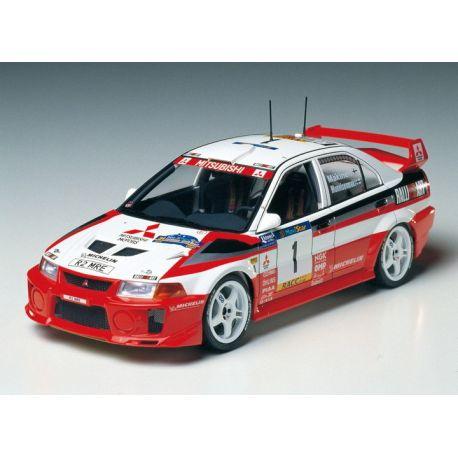 Mitsubishi Lancer Evolution V WRC