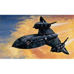 SR-71 Black Bird con Dron