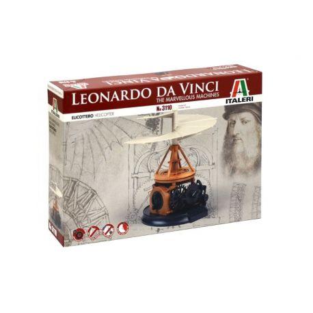 Helicóptero - Da Vinci