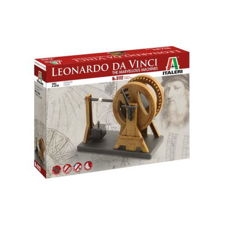 Grua de Palanca - Da Vinci