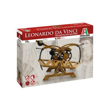 Cronómetro de Bola Rodante - Da Vinci