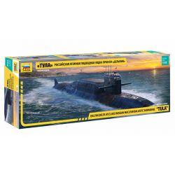 K-114 TULA - Russian Nuclear Submarine