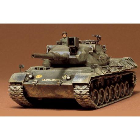 Leopard I German Medium Tank