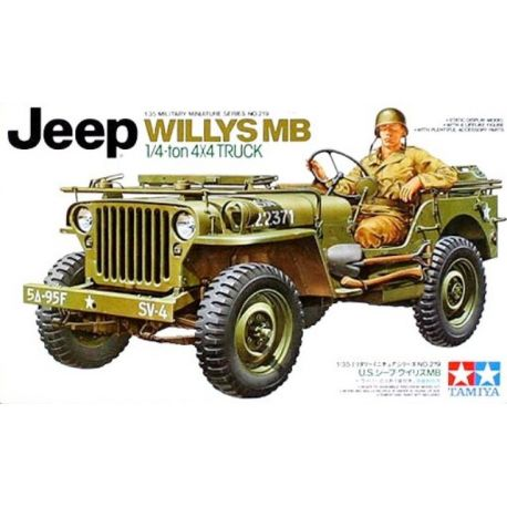 US Jeep Willys MB 1/4 Ton Truck