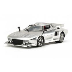 Lancia Stratos Turbo - Silver Plated