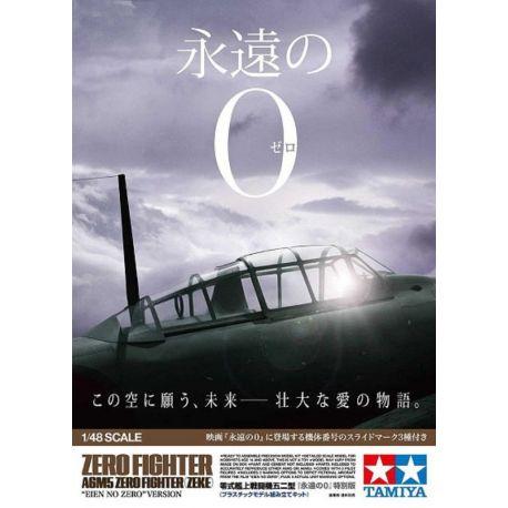 Mitsubishi A6M5 Zero Fighter (Zeke) - 1:48