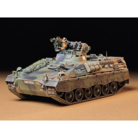 German Infantry Combat Vehicle Marder 1A2 with MILAN