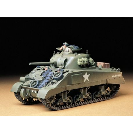 U.S. Medium Tank M4 Sherman (Early Production)