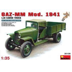 GAZ-MM Mod.1941 1.5t CARGO TRUCK