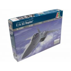 F-22 Raptor - Italeri 1:72