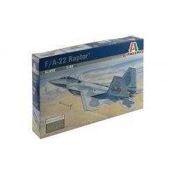 F-22 Raptor - Italeri 1:48