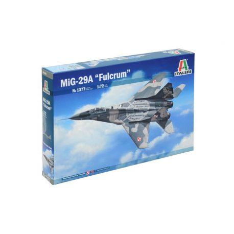 MiG-29A Fulcrum - Italeri
