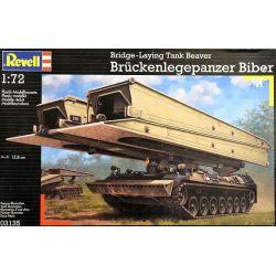 Bridge - Laying Tank Beaver