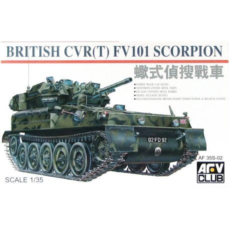 British CVR(T) FV101 Scorpion