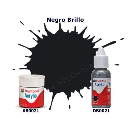 Negro Brillo