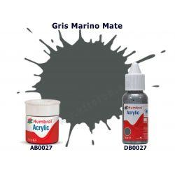 Gris Marino Mate - Humbrol 0027