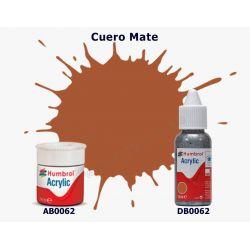 Cuero Mate - Humbrol 0062
