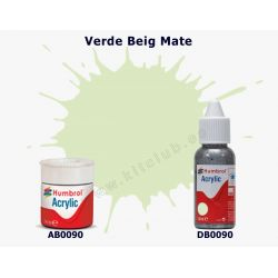 Verde Beig Mate - Humbrol 0090