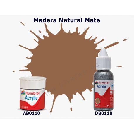 Madera Natural Mate