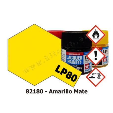 LP-80 Amarillo - Mate