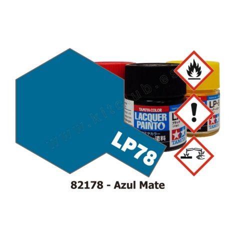 LP-78 Azul - Mate