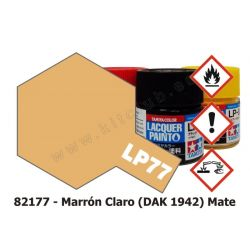 LP-77 Marrón Claro (DAK 1942) - Mate