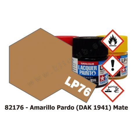 LP-76 Amarillo Pardo (DAK 1941) - Mate