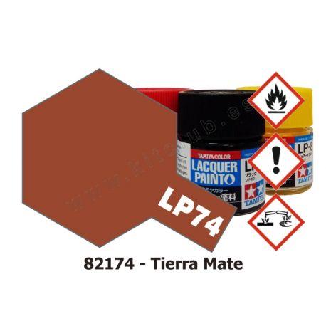 LP-74 Tierra - Mate