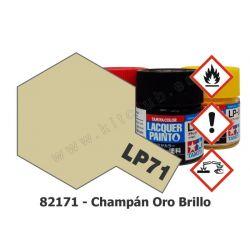 LP-71 Champán Oro - Brillo