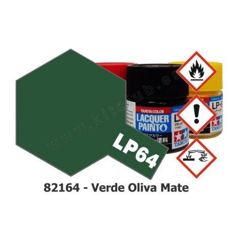 LP-64 Verde Oliva JGSDF - Mate