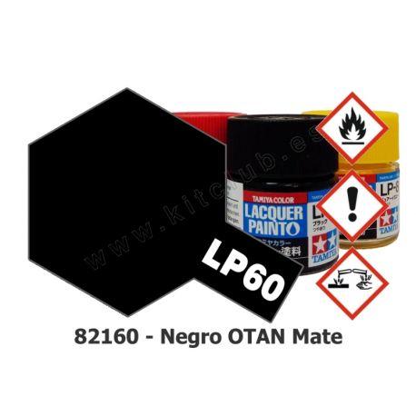 LP-60 Negro OTAN - Mate