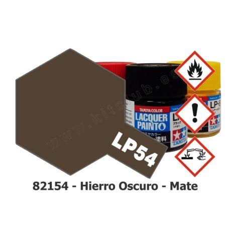 LP-54 Hierro Oscuro - Mate
