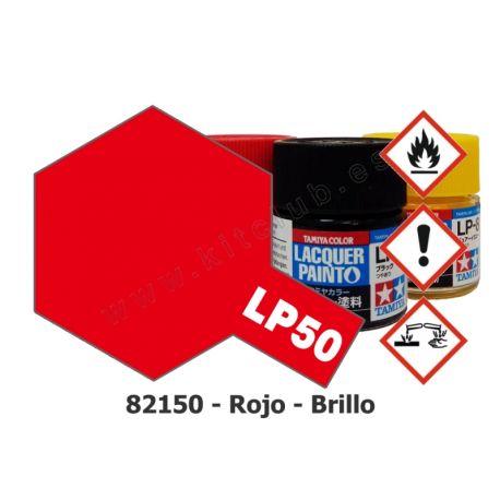 LP-50 Rojo - Brillo