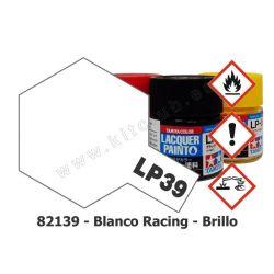 LP-39 Blanco Racing - Brillo