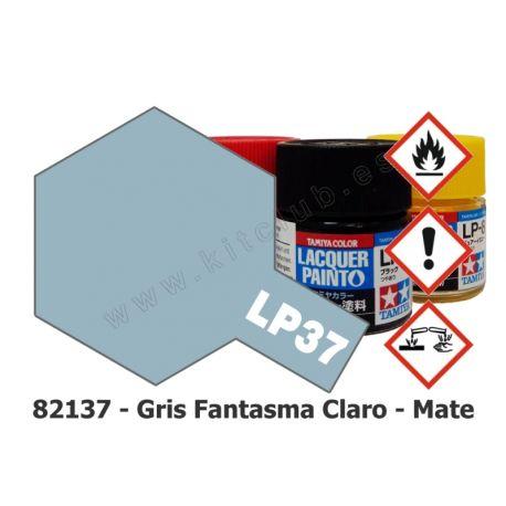 LP-37 Gris Fantasma Claro - Mate